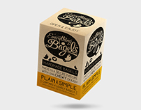 Everything Bagels - Branding and Packaging Design