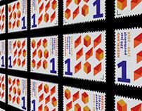 Post Stamps PostNL