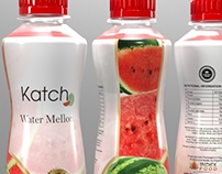 Juice label Packaging