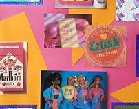 90s Barbie Children's Wear Collection