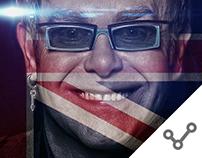 Elton John Infographic