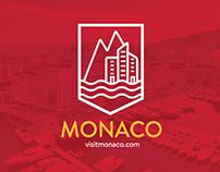 Monaco City Identity
