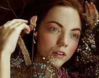 Beauty portrait | Retouching