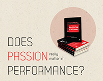 Passion2Performance Book Launch Poster