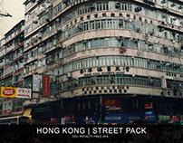 Hong Kong | Street pack