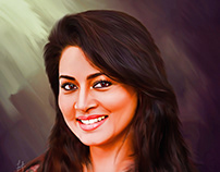 Pooja Umashankar - Digital Painting