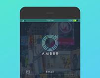 Amber Application UI