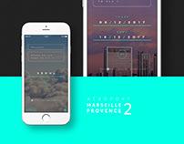 Marseille Provence Airport - Web Concept