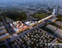 3D rendering--Commercial buildings