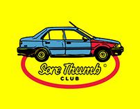 Sore Thumb Club Logo