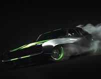 Chevrolet Camaro Custom   Full CGI
