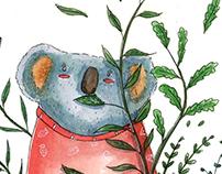 Sketchbook / Animals