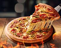 Pizzaiollo's | Embalagem de Pizza