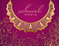 Social Media - BP Jewellery brand