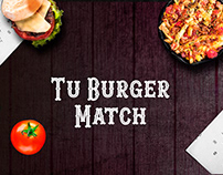 Tu burger match - Chef Burger