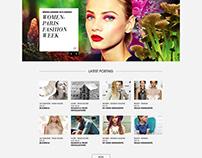 Fashion Shop Design Template