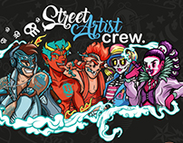 Street Artists Crew.