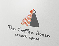 Logo design Coffee House cowork space