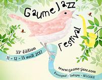 Gaume Jazz Festival 2017