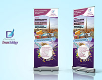 DREAM HOLIDAY BRANDING AND DESIGNING