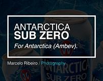 Antarctica Sub Zero (Ambev)