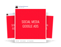 Facebook ads / Google ads / Art direction / Marketing