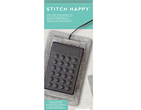 Stitch Happy Packaging for WeR Memory Keepers