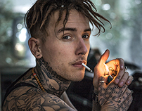 ScrapYard Portraits - photography by John Hicks