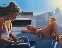 Fall Semester Painting