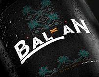 Balkan | Beer Label
