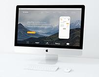 """""""WORAPAY"""" internetinio puslapio atnaujintas dizainas"""