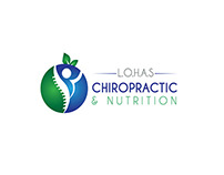 L.O.H.A.S Chiropractic & Nutrition logo