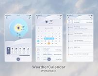 #37 38 WeatherCalendar
