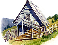 Balkan houses