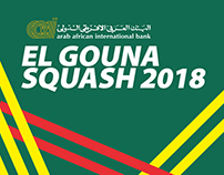 AAIB-Elgouna international squash open
