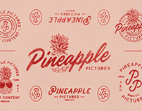 Pineapple Pictures Branding
