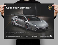 Lamborghini Ads 2015