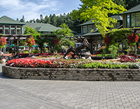 Victoria BC and Butchart Gardens