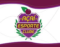 Identidade Visual: Açaí Esporte Clube