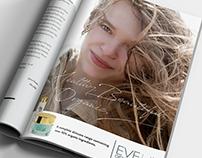 Eve Organics Advert