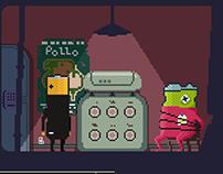 Arte de pixel / Pixel art