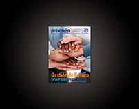 Boletín Previsión 8 | Diseño Editorial | Mayo 2014