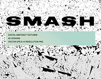 Smash Texture Patterns