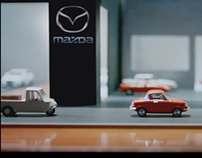 Mazda: A story behind a passion.