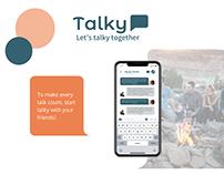 Talky | Chats & Calls