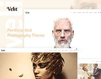 Velit Portfolio & Photography Theme