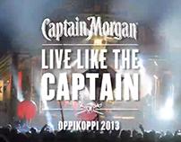 Captain Morgan - Live Event / Oppikoppi Festival