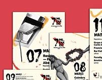 graphic identity // sétimo milenário