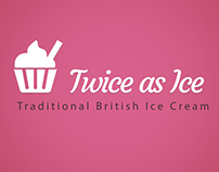 Twice as Ice - Traditional British Ice Cream