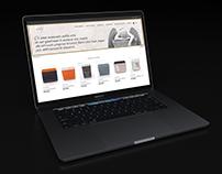 aSilvy website design